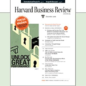 Harvard Business Review, December 2006 Periodical