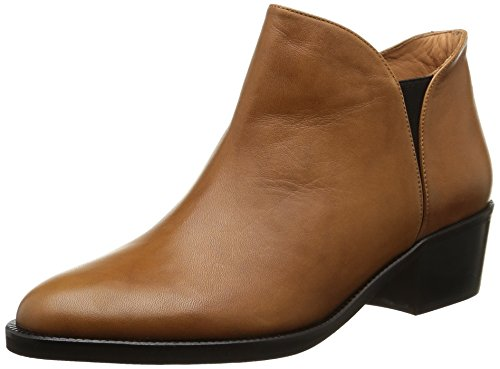 CASTAÑER - Wildflower-Everady Calf, Stivaletto da donna, marrone (light brown), 41