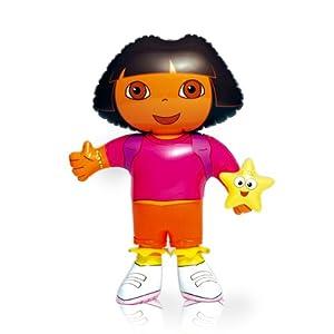 GF Toys 103901 - Dora Hinchable 52Cm marca GF Toys en BebeHogar.com