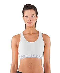 Under Armour Women's UA Still Gotta Have It Bra Extra Small White