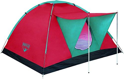 Bestway Tenda da campeggio 3 persone estate inverno mare lago spiaggia 68012