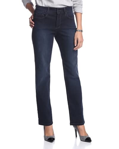 NYDJ Women's Marilyn Petite Straight Jean