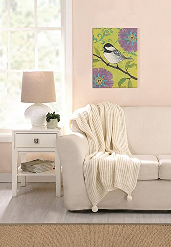 modern-heirloom-collection-21pk256iy-cable-knit-throw-with-poms-ivory-50-x-60