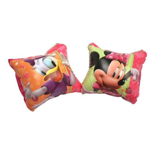 Minnie Mouse Bowtique Inflatable Arm Floaties
