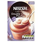 Nescafe Cafe Menu Double Choca Mocha 8X23g