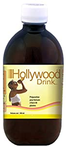 HOLLYWOOD DRINK 8 JOURS - Boisson Minceur - 500 ml