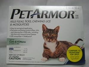 Pet Armor Drops For Cats