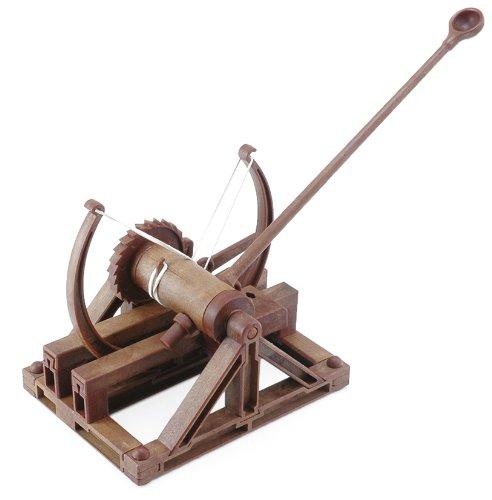 Italeri 3105 catapulta modello leonardo da vinci for Catapulta di leonardo da vinci