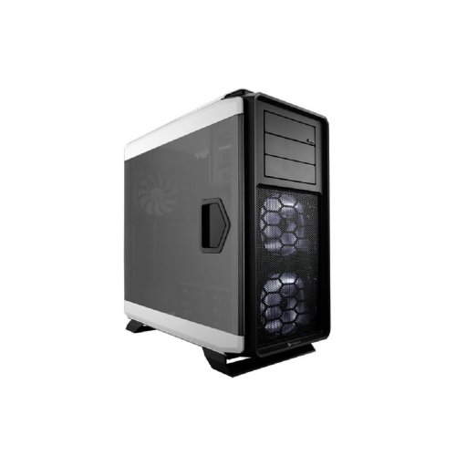 CORSAIR PCケース フルタワー XL-ATX Graphite Series 760T White WindowedCC-9011045-WW (760T)