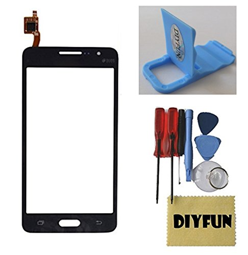 Original New Touch Screen Digitizer Outer Glass Lens For Samsung Galaxy Grand Prime G530H G530 Black + Tool Kit USA
