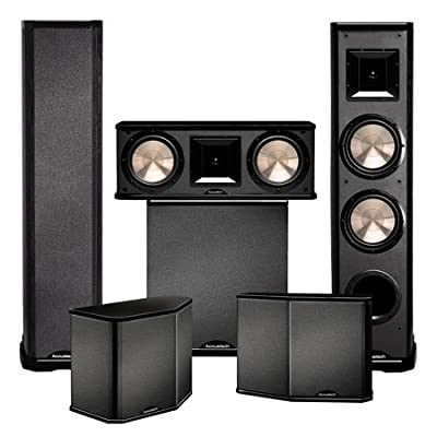 BIC Acoustech PL-89 Home Theater System from BIC Acoustech