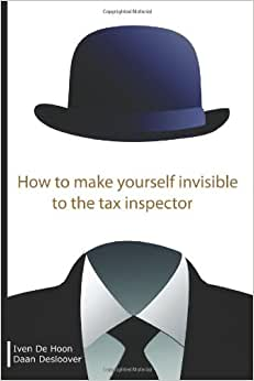How To Make Yourself Invisible To The Tax Inspector