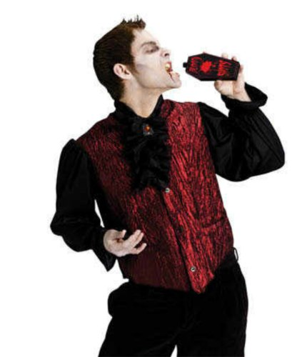 Drinking Dracula Adult Adult Mens Costume