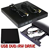 External USB 2.0 Slim DVD CD R/RW Drive Burner Writer for Netbook, Notebook, Desktop, Laptop, Webook Plug and Play for Windows XP, Vista, Windows 7,8 Apple OSx. This is a DVD Writer