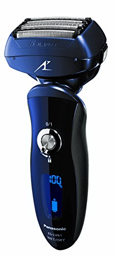 Panasonic ES-LV61-A Arc5 Men's Electric Razor, 5-Blade Cordless with Multi-Flex Pivoting Shaver Head, Wet/Dry Operation (Hyper Allergenic Soap compare prices)