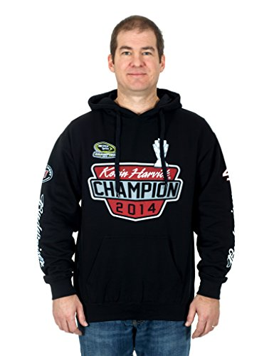 Kevin Harvick 2014 Champion Pullover Hoodie (XL) (2014 Stanley Cup Champions Patch compare prices)
