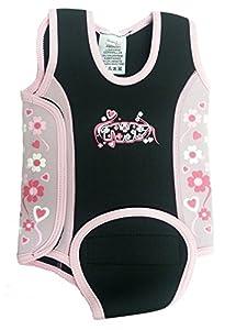 TWF Baby Wetsuit Wrap - Princess design 0-6 months