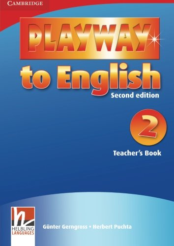 Playway to English 2nd  2 Teacher's Book