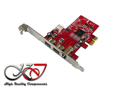 kalea-informatique-tarjeta-controladora-pcie-firewire-800-y-400-ieee1394-a-ieee3194b-con-chipset-tex