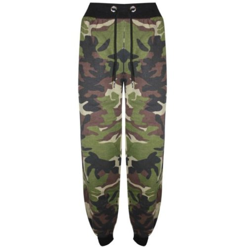 Fantastic Sweet Trousers Loose Camouflage Jogging Bottoms In Natural For Men