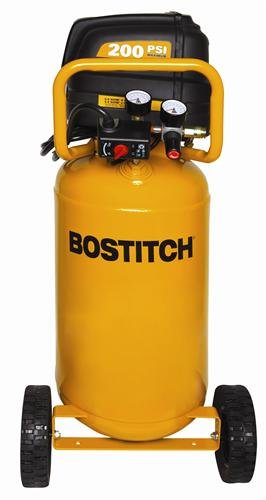 BOSTITCH CAP1615-OF Workshop Compressor 1.6 HP Continuous, 200 PSI, 15-Gallon