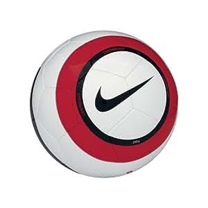 NIKE Fussball Lightweight 290g, white/red/black, 4, SC1907-162