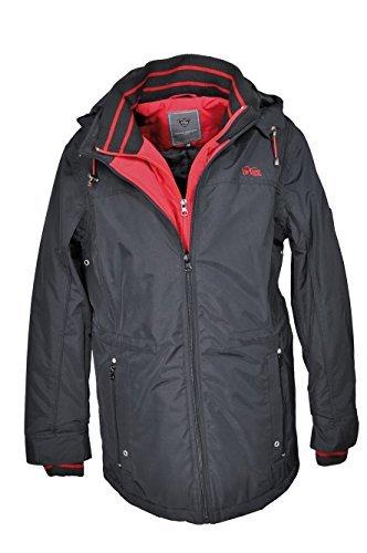 Brigg Damen Funktions-Jacke in Blau, Rot oder Schwarz (10 778 469) kaufen