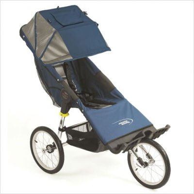 Independence 3 Wheel Special Needs Stroller in Navy