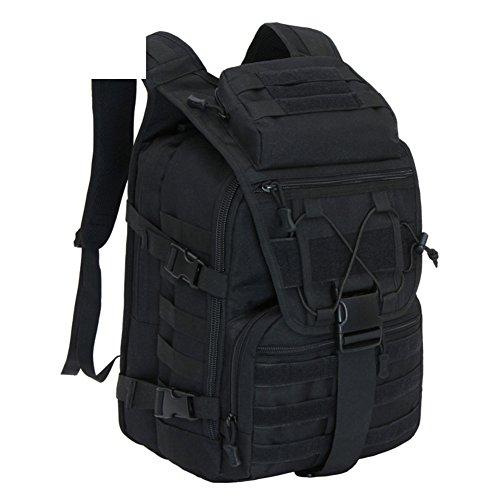 Camouflage sac à bandoulière / extérieur tactique sacs sac / alpinisme sac de voyage / sport-6 40L