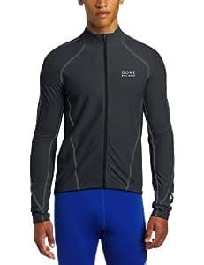 Gore Bike Wear Men's Contest Thermo Longsleeve Jersey - M, Black