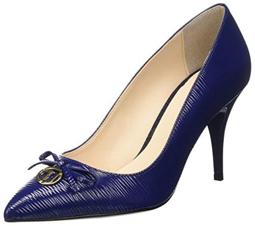 Trussardi Jeans 79S294S51, Scarpe Con Tacco Donna, Blu, 38 EU