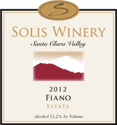2012 Solis Winery Fiano 750 Ml