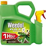Weedol Max Gun! 3 Litres Ready to Use Weedkiller
