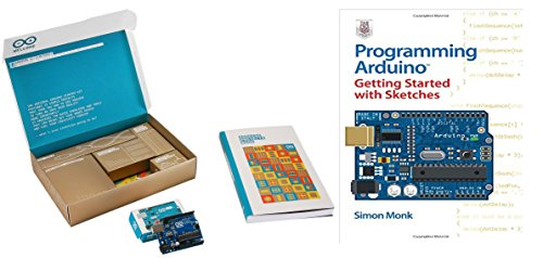 The official starter kit for arduino uno r advanced