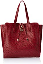Elle Women's Handbag (Red) (EEAB0010)