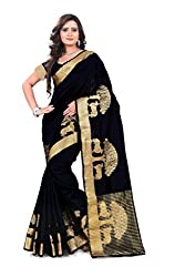 Amigos Fashion Women's Silk Saree (AF-04)