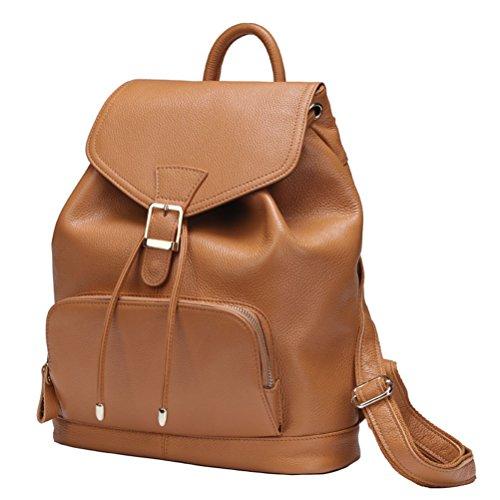 aosha women fashion backpack elegant leather girls school. Black Bedroom Furniture Sets. Home Design Ideas