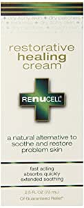 Renucell Restorative Healing Cream, 2.5 Ounce