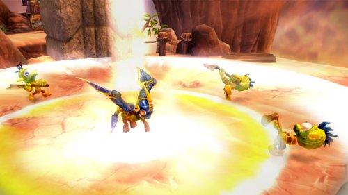Skylanders Giants: Lightcore Drobot Character - 1