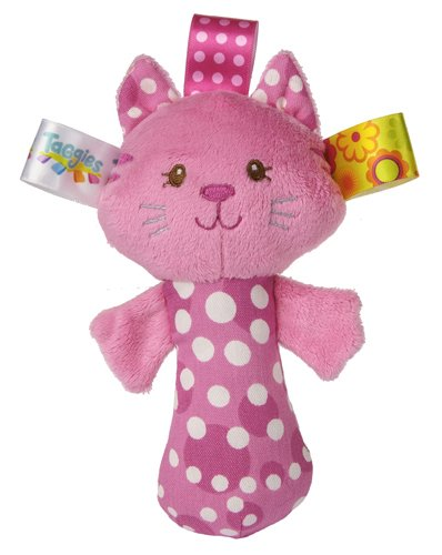 Taggies Kandy Kitty Rattle front-851346