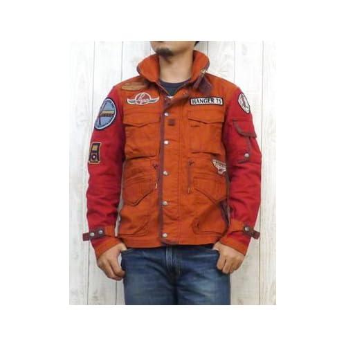 (アビレックス)AVIREX ジャケット フィールド ワッペン ミリタリー M-65 6132048 M 075オリーブ