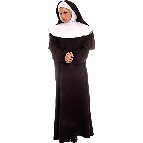 Mother Superior Nun Adult Costume - One Size