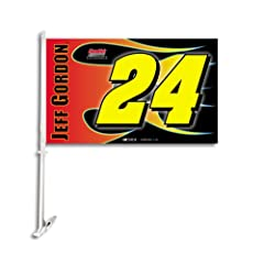 Buy B.S.I. Jeff Gordon Car Flag by BSI