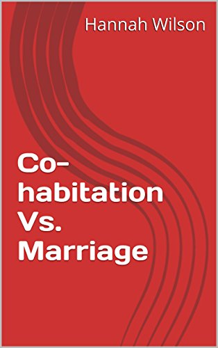 to marry or to cohabit essay