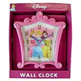 Disney Princess Licensed Wall Clock Cinderella Beauty Snow White