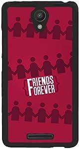 PrintVisa 2D-XRM3S-D7747 Friends Case Cover for Xiaomi Redmi 3S