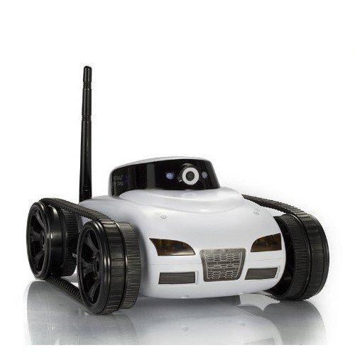 Amewi 23033 - I Spy Tank - ferngesteuertes Fahrzeug mit integrierter Kamera