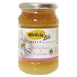 ミエリツィア トスカーナのハチミツ 400g