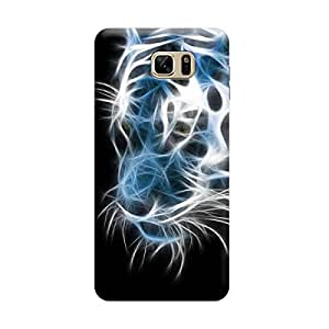 CaseLite Premium Printed Mobile Back Case Cover With Full protection For Samsung Note 7 (Designer Case)