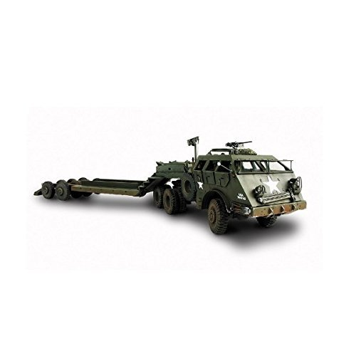 Unimax Forces of Valor 1:72 Scale U.S. M26 Dragon Wagon Tank Transporter (Tank Transporter compare prices)